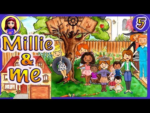 Millie Me My Playhome Who Lives Next Door Episode 5 App Gameplay