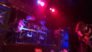 Fiasco - Annihilator - live Lyon 20.10.2013