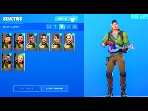 *NEW* Fortnite EMOTES LEAKED With V2 Defaults..! (Double Up, Island Vibes) Fortnite Battle Royale