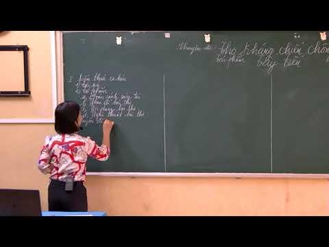 Môn Ngữ văn khối 12 - TÁC PHẨM TÂY TIẾN - Hoàng Thị Bích Ngọc - Trường THPT Yên Hoa
