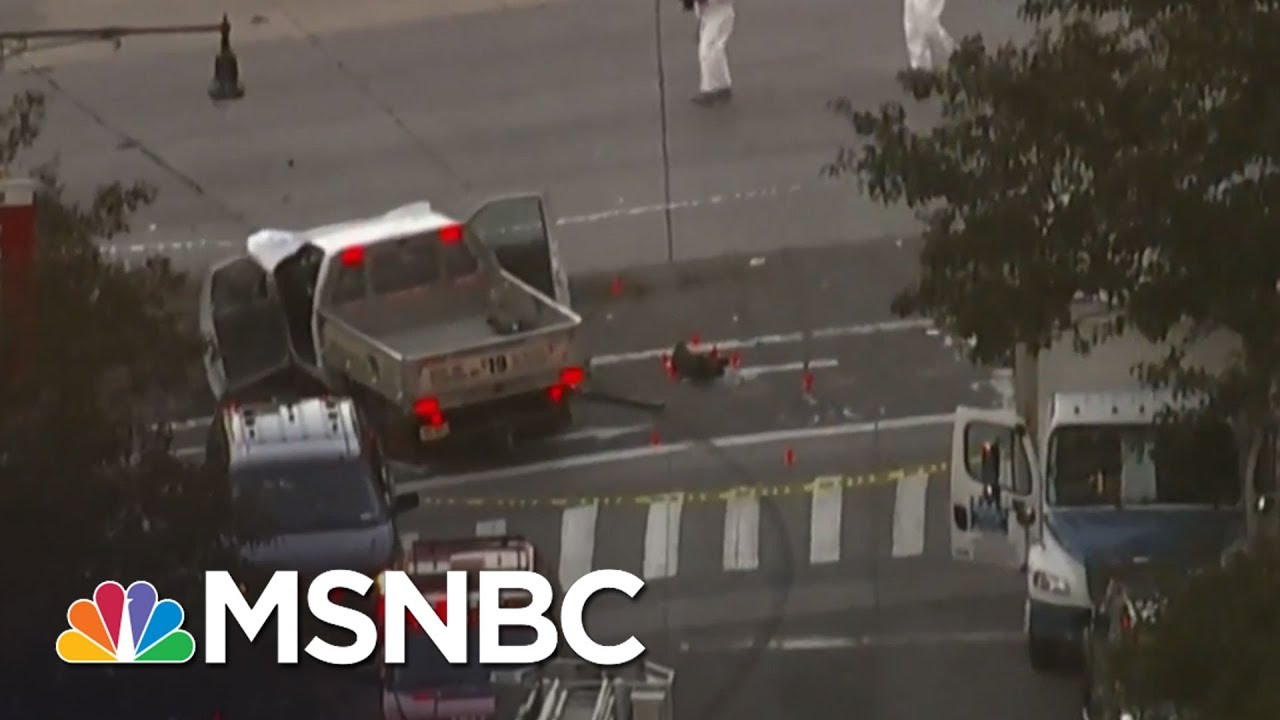 Truck Attack In NYC: What We Know | MTP Daily | MSNBC thumbnail