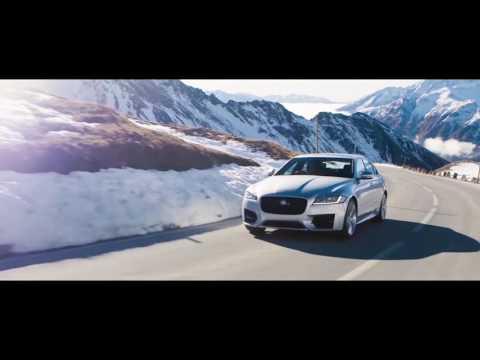 Jaguar  XF Седан класса E - рекламное видео 1