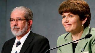 Um casal brasileiro no Sínodo