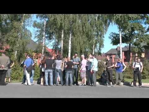 Телекритика - фільм про акцію під Межигір'ям видео