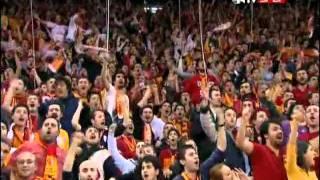 GALATASARAY - Cska (68-64) | Muhteşem Gençlik Marşı. Ses Ayarlarınızla Oynamayın !