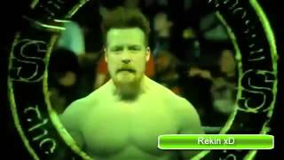"WWE Sheamus Theme Song And Titantron ""Written In My Face"" 2009-present"