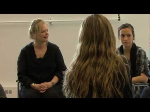 MA in Creative Arts Therapies, Art Therapy Option - YouTube