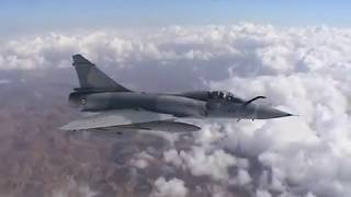 preview picture of video 'Dassault Mirage 2000 over Djibouti'
