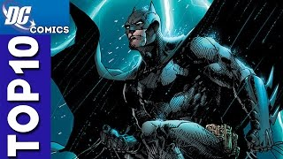 Top 10 Batman Moments From Justice League #1