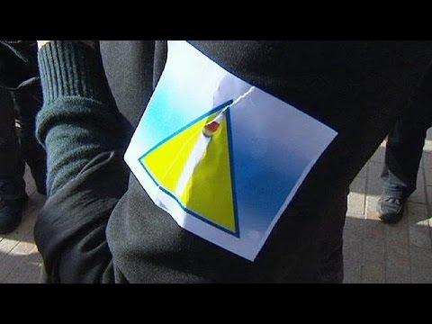 Marseille provoque un tollé avec sa «carte SDF» au triangle jaune