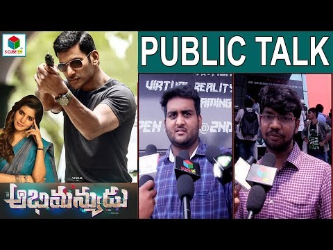Abhimanyudu Public Talk | Vishal | Samantha | 2018 Latest Telugu Movie #Abhimanyudu Review, Response