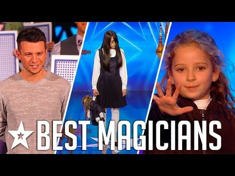 BEST ILLUSIONS on Got Talent Global (WORLDWIDE) (видео)