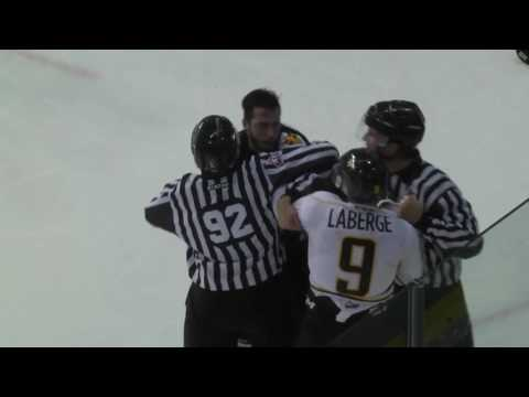 Clark Bishop vs. Pascal Laberge
