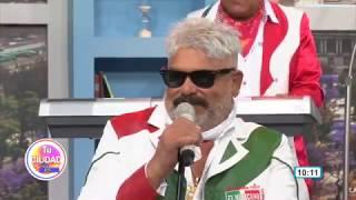 El intermedio con Su majestad Mi Banda el Mexicano de Casimiro Zamudio