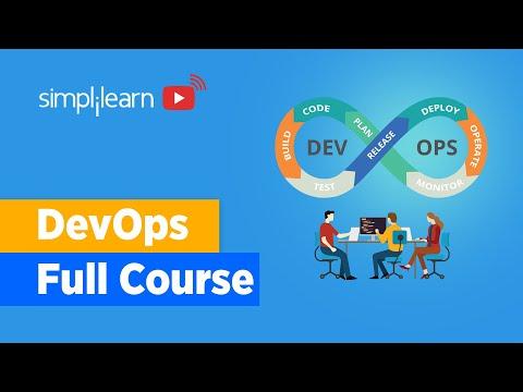 DevOps Full Course   DevOps Tutorial For Beginners   Learn ...