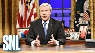 George W. Bush Returns Cold Open - SNL - Video Youtube