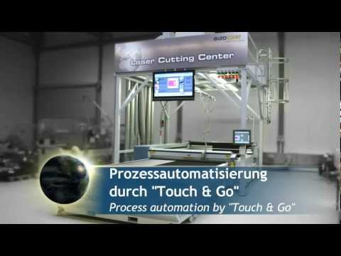 OptiSCOUT Touch&Go | Laser Cutting Automation
