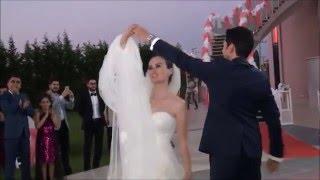"""Ankara Düğün Dans Kursu Vals   Yalın """"Onun Yolu"""" Türkçe - Vals"""