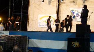 preview picture of video 'Inaguración de Danc Mix en la expo deportes en Villa Angela - Chaco'
