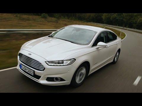 Ford Mondeo Liftback Лифтбек класса D - рекламное видео 2