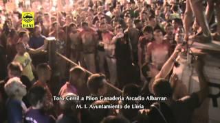 preview picture of video 'Bous a Llíria 2013 Viernes 04 de Octubre'