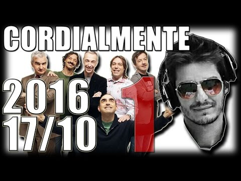 01 - Cordialmente 17-10-16 [Karaoke Mangoni: Robbie Williams - Party Like A Russian]
