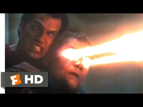 Man of Steel - Superman Kills Zod Scene (10/10) | Movieclips