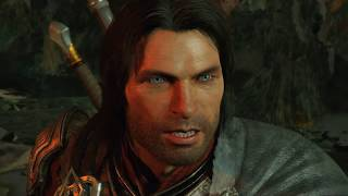 Next-Gen Graphics Mod - Middle Earth - Shadow of War - Intel hd 630 Gameplay