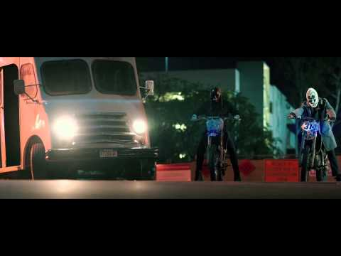 The Purge: Anarchy - Trailer 'The Hunt' (Universal Pictures) HD
