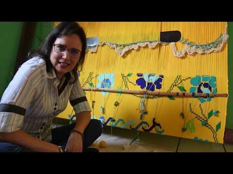 """Redeira criou a dança das cadeiras para manter tradição no Limpo Grande - <font color=""""red"""">veja</font>"""