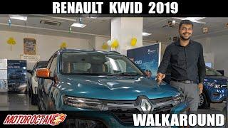 Renault Kwid 2019 | Hindi | Motoroctane