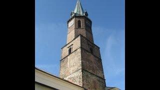 preview picture of video 'Věž kostela sv. Jana Křtitele ve Frýdku-Místku'