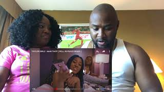 """Man Thot"" Momma&Popa Taylor Reacts"