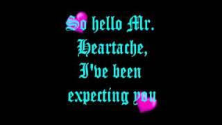 Dixie Chicks hello mr. heartache lyrics