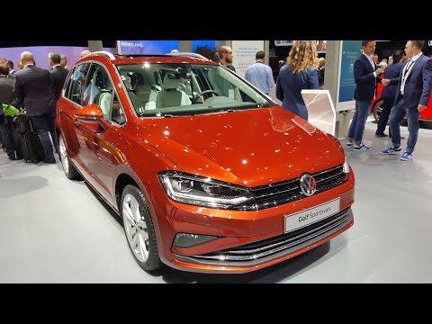 2018 VW Golf Sportsvan Facelift - VW Golf Sportsvan 1.5 TSI DSG Highline by UbiTestet