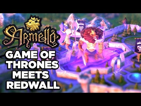 Armello - Game of Thrones Meets Redwall