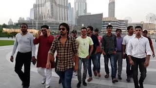 Picnic With My Subscribers In Dubai | Babas Vlogs