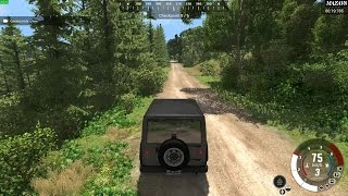 BeamNG.drive 0.9.0.1 ★ Early Access ★ GEFORCE 1070