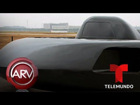 China revela su helicóptero de guerra capaz de alcanzar 400 MPH | Al Rojo Vivo | Telemundo