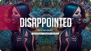 "Hard Trap Beat Instrumental | Dark Rap Hip Hop Beat | ""DISAPPOINTED"" | RikeLuxxBeats"
