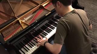 田馥甄 Hebe Tien [ 愛了很久的朋友 (電影『後來的我們』插曲) ] Piano ArrangementCover By Heegan Lee Shzen 李胜