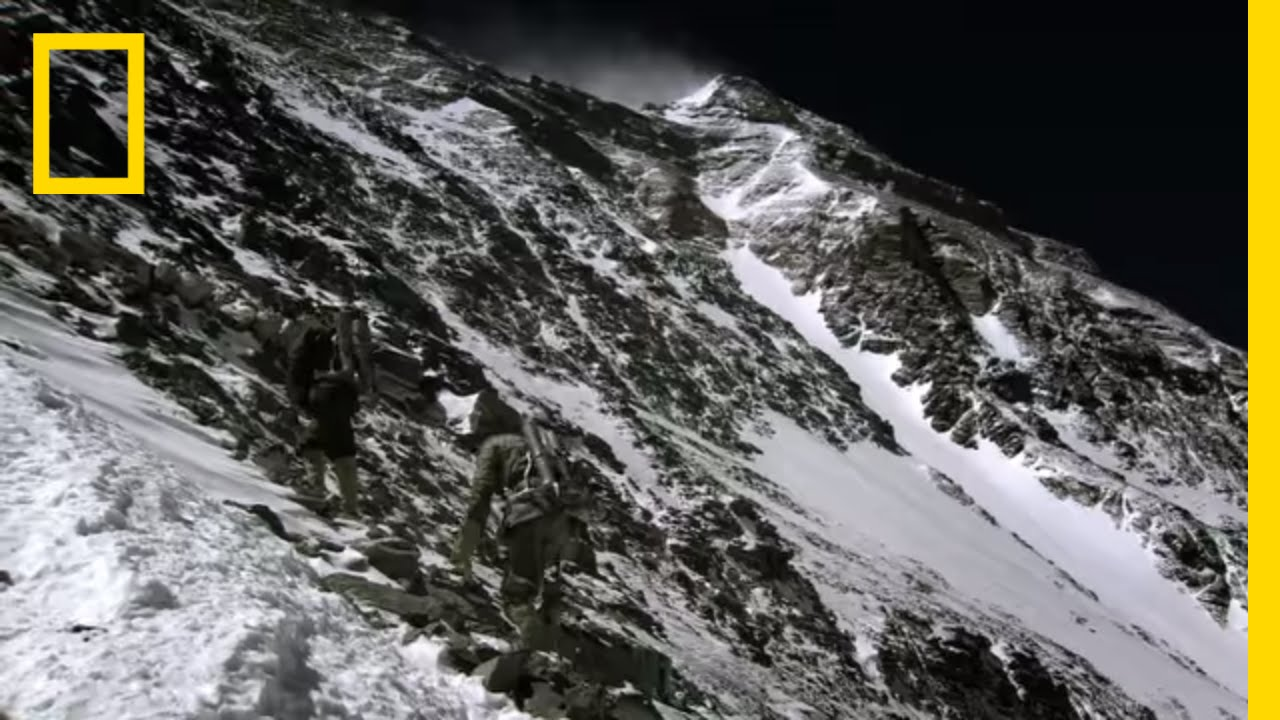 The Wildest Dream: Conquest of Everest   National Geographic thumbnail