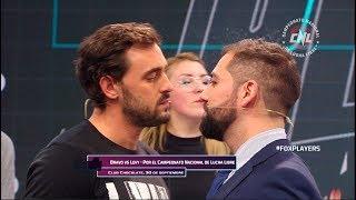 Altercado #Levy VS Bravo En #FoxPlayers