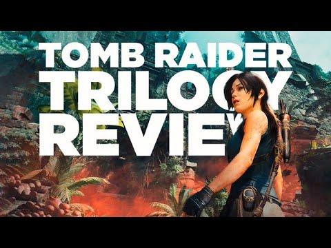 Tomb Raider Reboot Trilogy Review