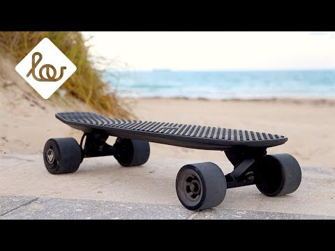 Lou Board 3.0 | Compact Electric Skateboard