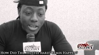 "Ace Hood Speaks On ""Hustle Hard"" And The Remix (Performs With Rick Ross In NYC)"