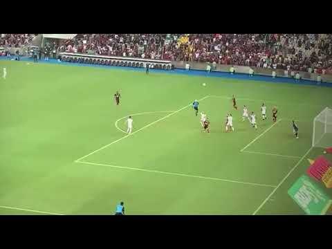 Gol do Flamengo Felipe Luis Fla x Flu