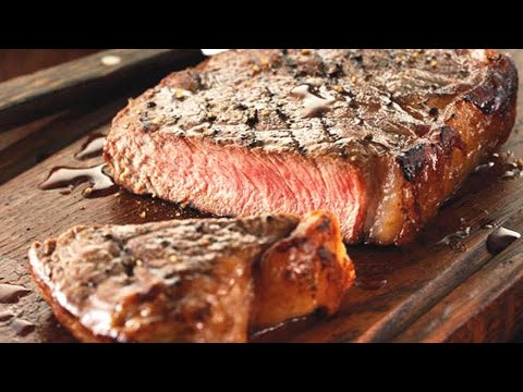 Как приготовить идеальный стейк -  рецепт от Гордона Рамзи