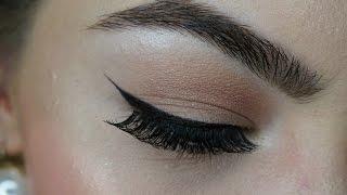 How To: Eyeliner ziehen I Wing ziehen