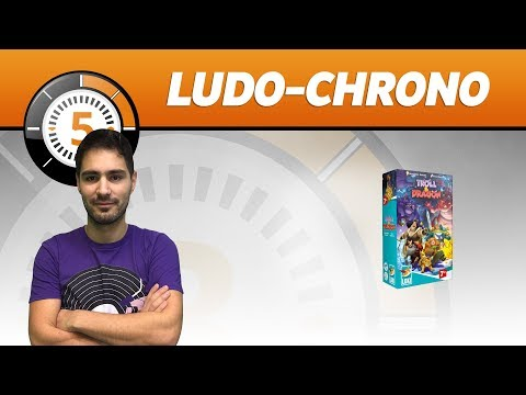 LudoChrono - Troll & Dragon - English Version